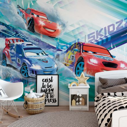 Disney Cars wallpaper mural